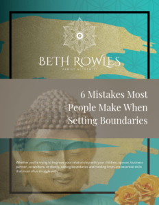 6 Mistakes Most People Make When Setting Boundaries by Beth Rowles